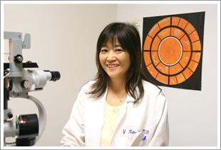 ハワイの眼医者 武田裕子先生