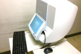 緑内障検査機
